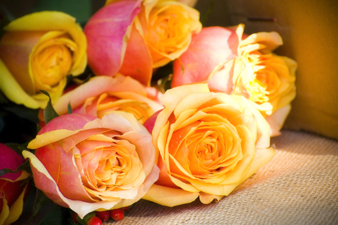 Buquê de flores2